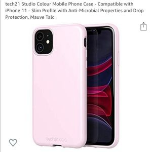 tech21 iPhone 11 Pro Max Case Mauve